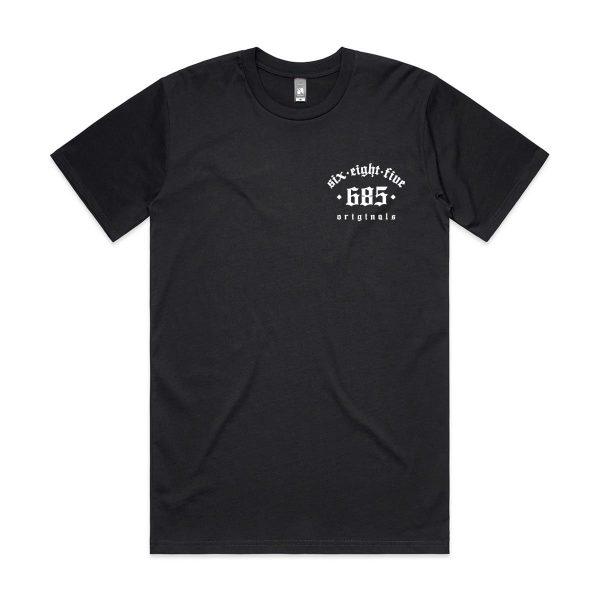 Original 685 Tee - Black