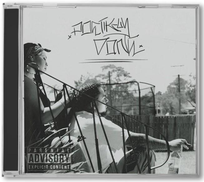 Poetik - Poetikly Done CD