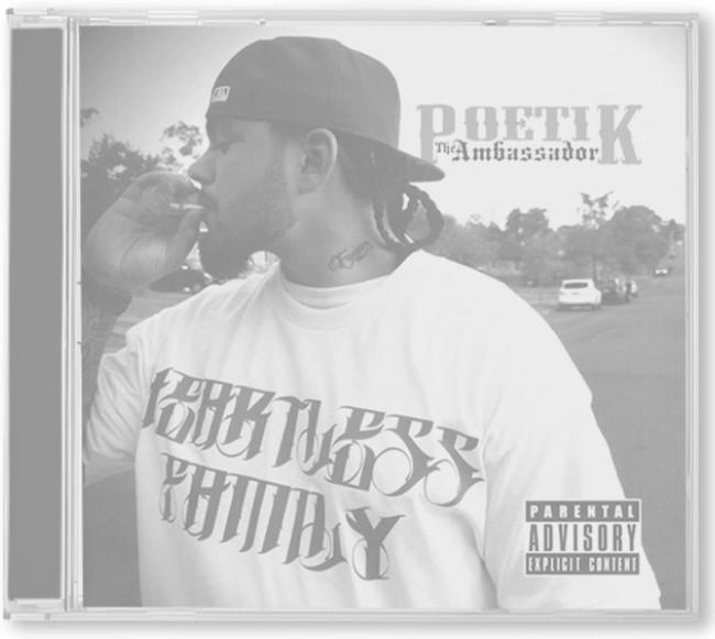 Poetik - The Ambassador CD_gs