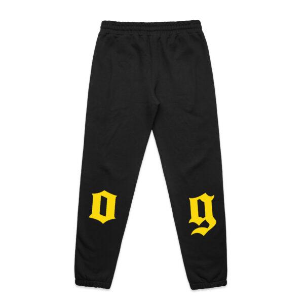 OG 685 Pants Black Back